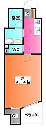 クリオ王子神谷弐番館[1階]の間取り