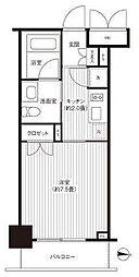 グランハイツ錦糸町[302号室]の間取り