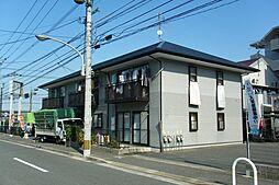 福岡県福岡市城南区南片江3丁目の賃貸アパートの外観