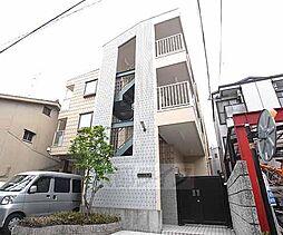 京都府京都市上京区白銀町の賃貸マンションの外観