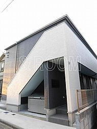 パークFLATS横浜白楽[2階]の外観
