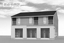 リブレ本郷II[101号室]の外観