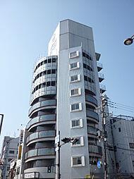 大阪府大阪市港区港晴3丁目の賃貸マンションの外観