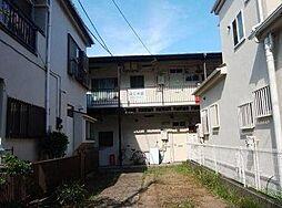 千葉県柏市明原4丁目の賃貸アパートの外観