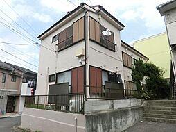 橋本ハイム[2階]の外観