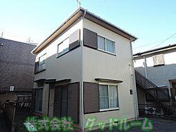 吉川アパート[2階]の外観