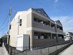 Ohashi Flat2[105号室]の外観