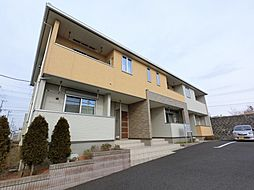 千葉県成田市久住中央3丁目の賃貸アパートの外観