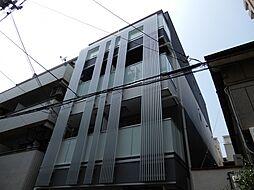 シャンティ神戸三宮[3階]の外観