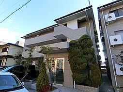 室川東館[102号室]の外観
