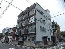 平川マンション[401号室]の外観
