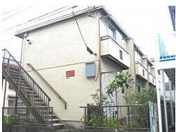 千葉県市川市南行徳1丁目の賃貸アパートの外観