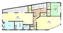 アストーレ富士3階[3階]の間取り