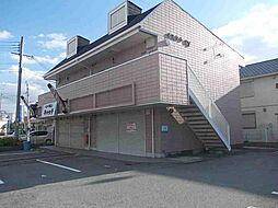 兵庫県加古川市別府町新野辺北町5の賃貸アパートの外観