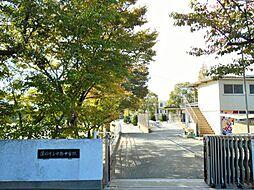 中部中学校まで約1700m 徒歩約22分
