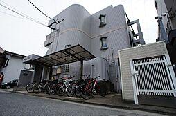 福岡県福岡市東区箱崎6丁目の賃貸マンションの外観