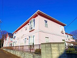 グローリィAOKI A棟[2階]の外観