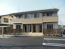 神奈川県綾瀬市落合北6丁目の賃貸アパートの外観