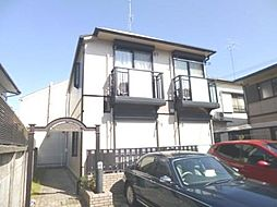 東京都世田谷区駒沢2丁目の賃貸アパートの外観