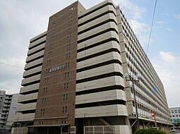 ビレッジハウス南清水タワー[8階]の外観