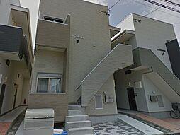 Creo高畑弐番館[2階]の外観