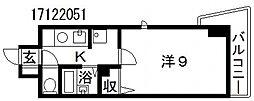 エトワール25[3階]の間取り