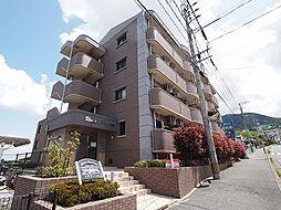 福岡県北九州市八幡西区西鳴水2丁目の賃貸マンションの外観