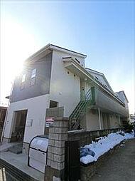 リヴェールJun草加[2階]の外観