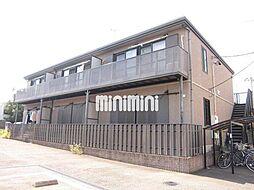 愛知県名古屋市南区東又兵ヱ町4丁目の賃貸アパートの外観