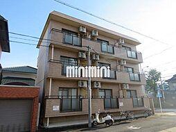 タウンコート本山[1階]の外観