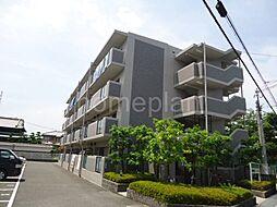 大阪府四條畷市蔀屋本町の賃貸マンションの外観