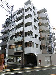 福岡県福岡市南区老司3丁目の賃貸マンションの外観