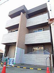 ASフラッティ竹田[2階]の外観