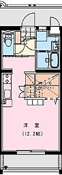 (仮称)吉村町中無田マンション[202号室]の間取り