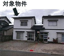 鳥取県米子市昭和町 [一戸建] の外観