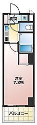 PHOENIX日本橋高津[7階]の間取り