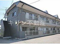 岡田ハイツA[206号室号室]の外観