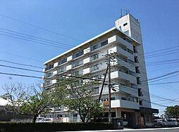 宮崎県宮崎市城ケ崎4丁目の賃貸マンションの外観