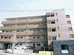 愛知県名古屋市緑区鳴海町字神ノ倉の賃貸マンションの外観