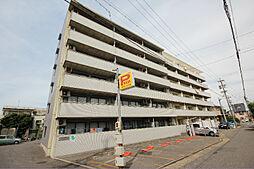 愛知県名古屋市中川区五女子町1丁目の賃貸マンションの外観
