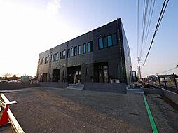コンフォーティア成田[205号室]の外観