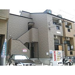 福岡県福岡市博多区那珂2の賃貸アパートの外観