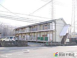 福岡県福岡市東区大字松崎4丁目の賃貸アパートの外観