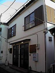 [テラスハウス] 東京都板橋区赤塚6丁目 の賃貸【/】の外観