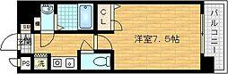 ファミール・リブレ梅田東[3階]の間取り
