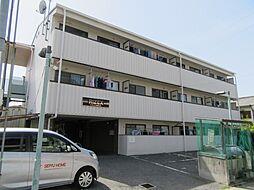 大阪府羽曳野市南恵我之荘4丁目の賃貸マンションの外観