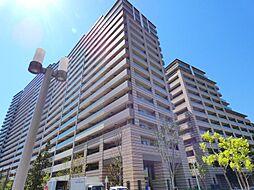 ザ・レジデンス津田沼奏の杜 センターレジデンス[11階]の外観
