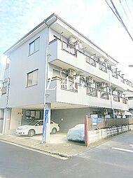 東京都江東区南砂6丁目の賃貸マンションの外観