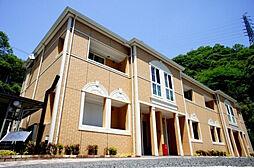 兵庫県神戸市兵庫区平野町字天王谷奥東服の賃貸アパートの外観