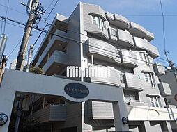 グレイスミヤ田町[3階]の外観